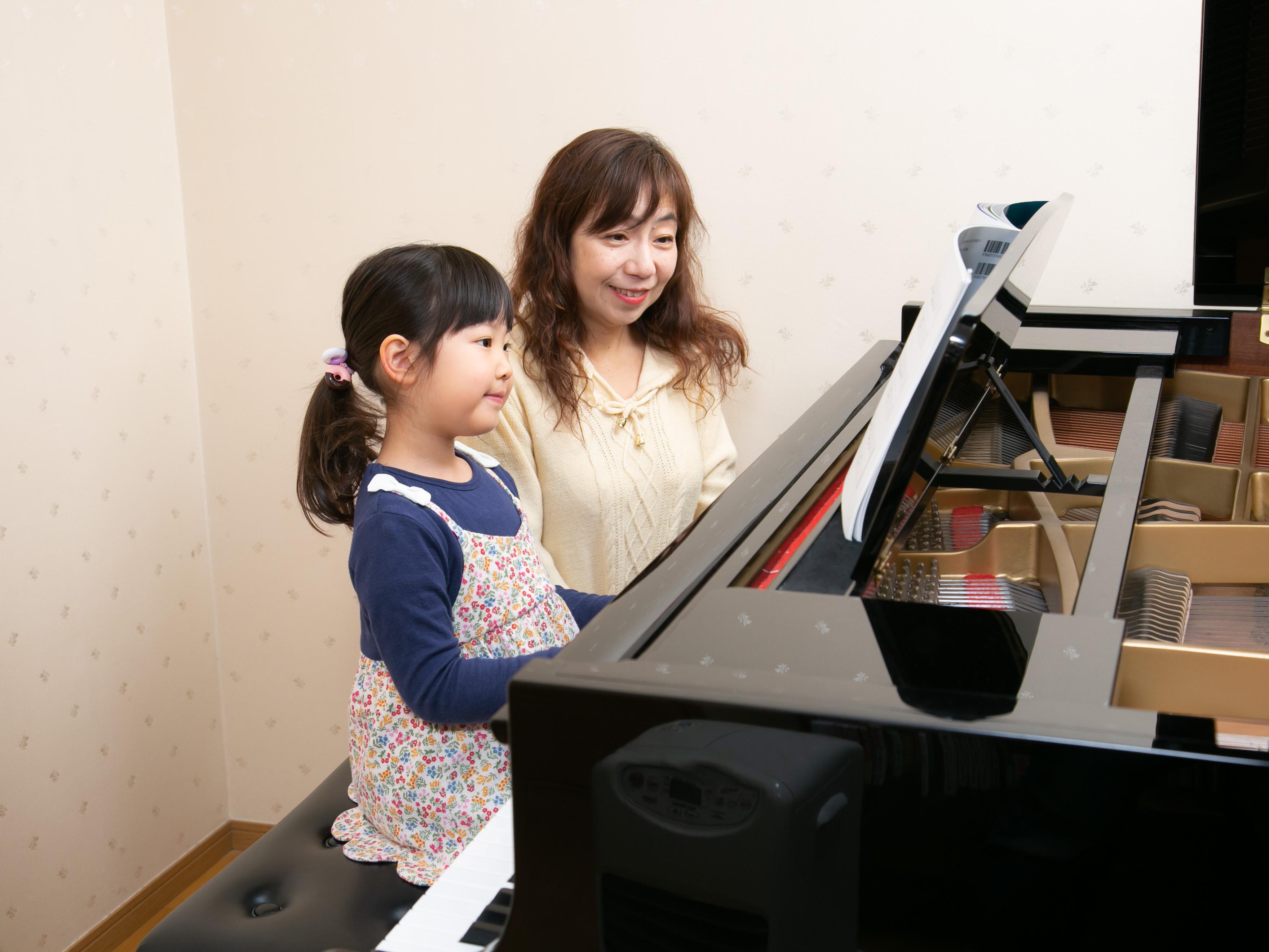 尾形美緒ピアノ教室